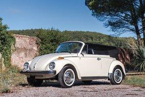 1975 Volkswagen Coccinelle 1303 Cabriolet Karmann No reserve For Sale by Auction