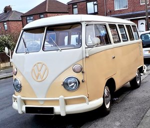1972 VW  Split Screen 15 Window Kombi  For Sale