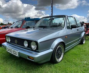 1990 MK1 Golf Cabriolet Immaculate One Of The Best!