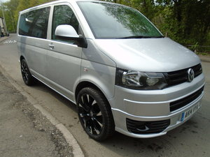 2014 Volkswagen Transporter 2.0TDI ( 140PS ) SWB T32 9 SEATER A/C For Sale