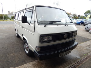1988 Volkswagen T25 Auto Home Conversion For Sale