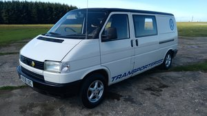 1993 VW T4 Transporter LWB 2.4 diesel day van camper 12 months MO For Sale