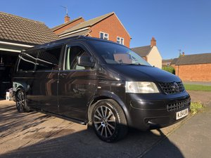 2004 VW T5 LWB Campervan For Sale