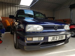 1996 Golf Mk3 Cabriolet Rare Japanese Spec For Sale
