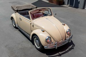 1967 Volkswagen Type 151 Beetle Convertible Clean Driver $31 For Sale