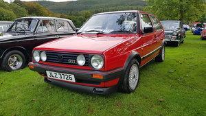 1989 Volkswagen Golf 8v GTI