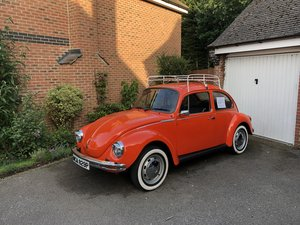 1975 VW Beetle 1303-S For Sale