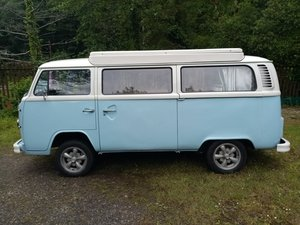 1974 Volkswagen Devon 1641cc Tax+Mot exempt [with Mot ] For Sale