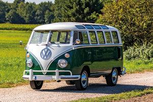 1964 Volkswagen T1 Sondermodell 21 Fenster