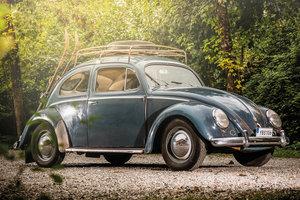 """1952 Volkswagen Type 11 Export """"Brezelkäfer"""""""