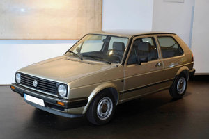 1984 VW Golf II GL Automatik (no reserve)