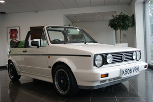 1993 VW Golf MK1 Convertible Clipper Classic-Great For Sale