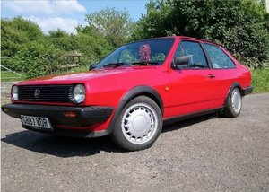 1989 Mk2 polo saloon For Sale