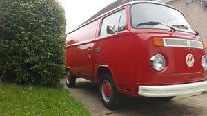 1976 VW T2 Bay window,food/coffee/bar conversion For Sale