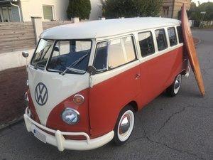 1974 Volkswagen T1 Split window bus in excellent cond For Sale
