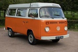 1974 Volkswagen T2B Westfalia, T2 Camper, T2 Bulli For Sale