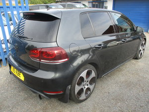 2015 GTI SPORTS SALOON DARK GREY NICE DRIVE CAT N  NOW REPAIRE For Sale