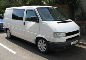 1993 VW T4 Transporter Non-turbo Diesel Genuine Classic For Sale