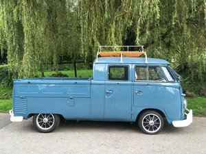 1961 Volkswagen VW LHD Split Screen Double Cab