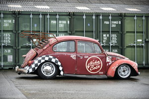 1970 VW Beetle 1200A, Nuka Cola Fall Out Gamers delight