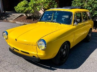1971 Volkswagen SquareBACK Many Cool Mods Manual $15.9k For Sale