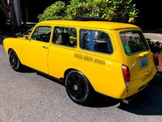 1971 Volkswagen SquareBACK Many Cool Mods Manual $15.9k For Sale (picture 2 of 6)