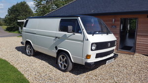 1987 *PRICE REDUCED* VW T25 1.9 TD Panel Van