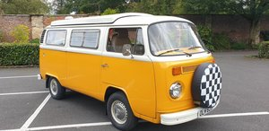 *NOVEMBER AUCTION* 1976 Volkswagen Devon Camper For Sale by Auction