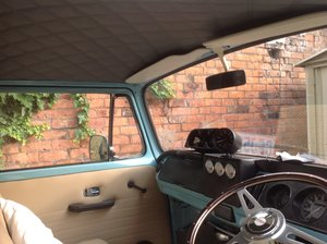 1970 VW crew/double cab with 2.0ltr n/a Subaru engine