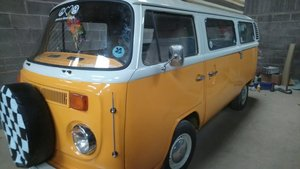 *NOVEMBER AUCTION* 1976 Volkswagen Camper For Sale by Auction