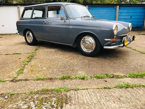 VW type 3 variant 1967 RHD squareback  For Sale