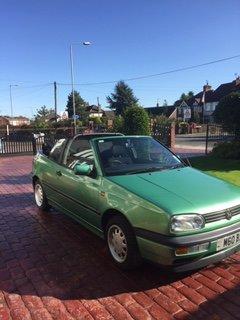 1995 Golf Lovely car, careful owner