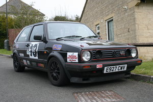 1988 MK2 Golf Gti 16v 3DR Race and Road Car For Sale