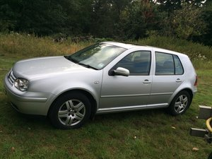 2002 Golf GTI For Sale