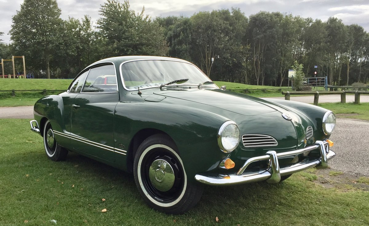 1969 Karmann Ghia For Sale (picture 1 of 6)
