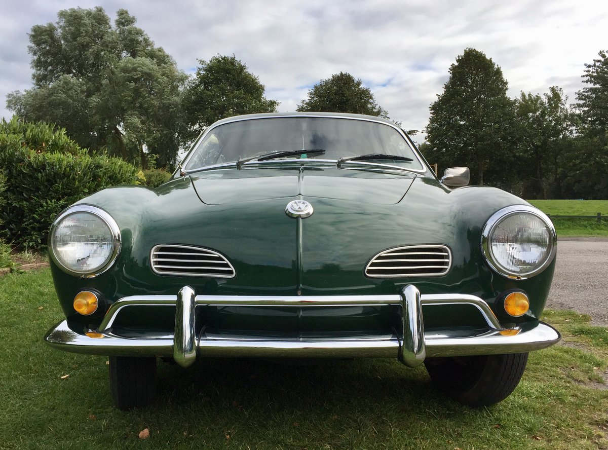 1969 Karmann Ghia For Sale (picture 4 of 6)