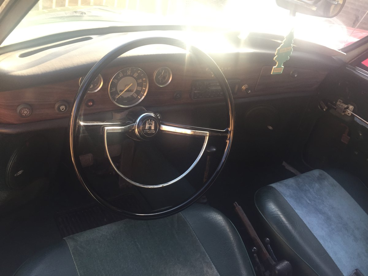 1969 Karmann Ghia For Sale (picture 5 of 6)