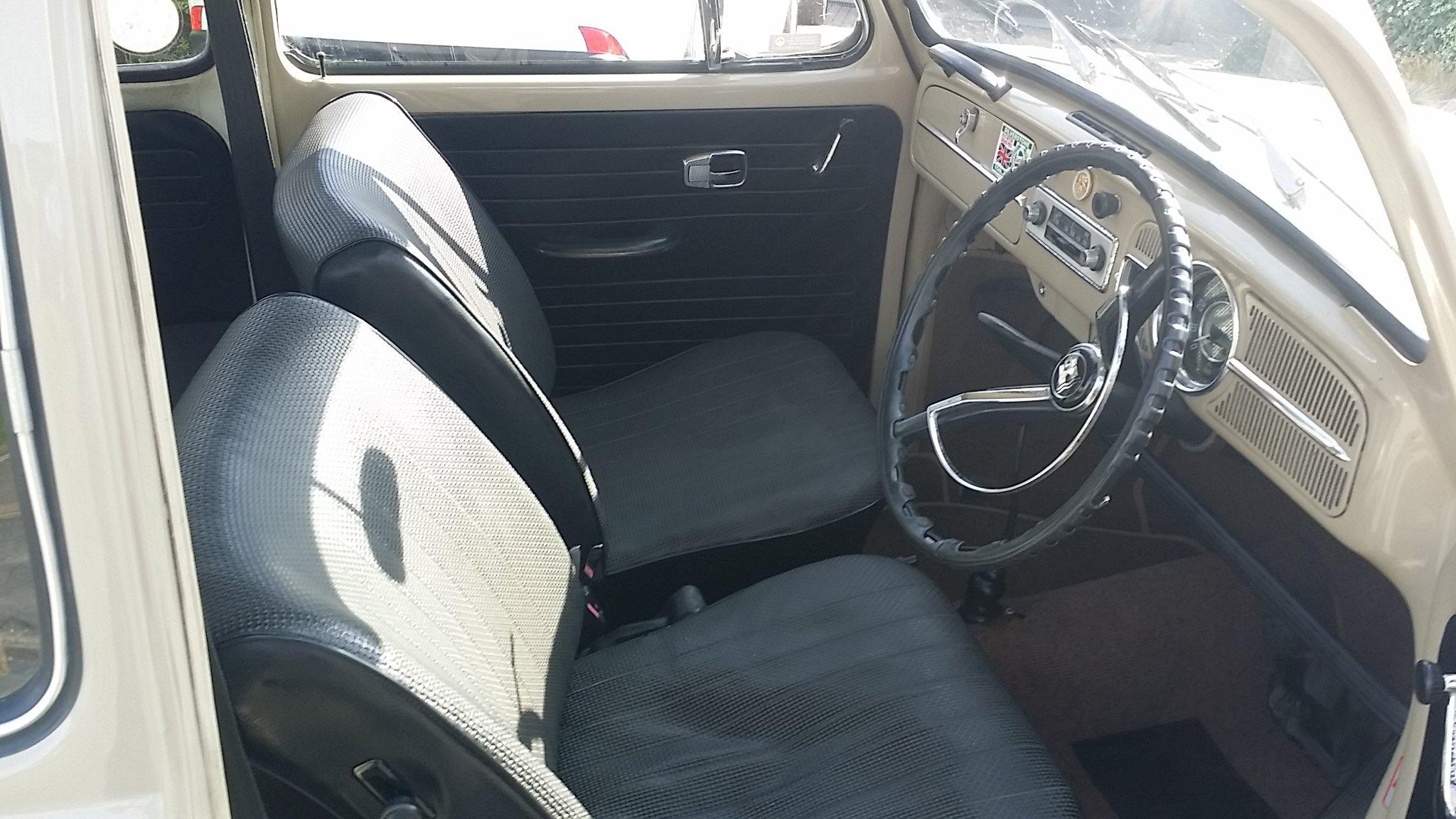 1967 Volkswagen beetle 1500 rhd For Sale (picture 6 of 6)