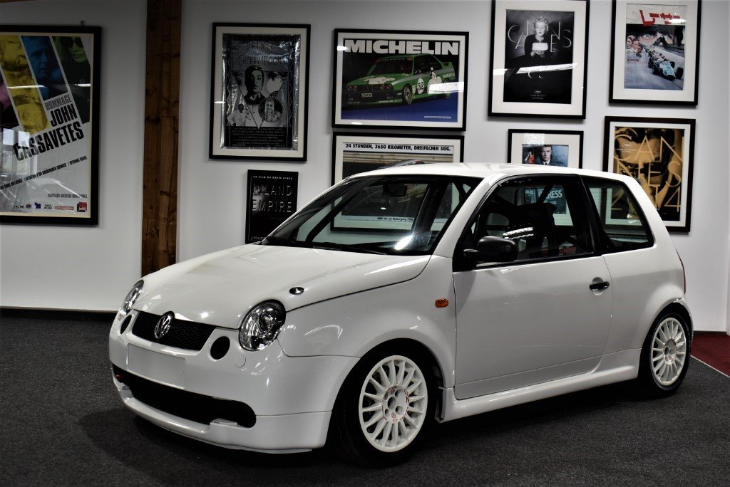 2000 VW Lupo GTI Cup Car  (Genuine Cup Car #36) For Sale (picture 1 of 6)