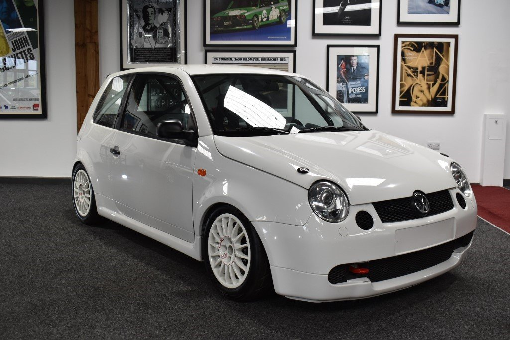 2000 VW Lupo GTI Cup Car  (Genuine Cup Car #36) For Sale (picture 2 of 6)