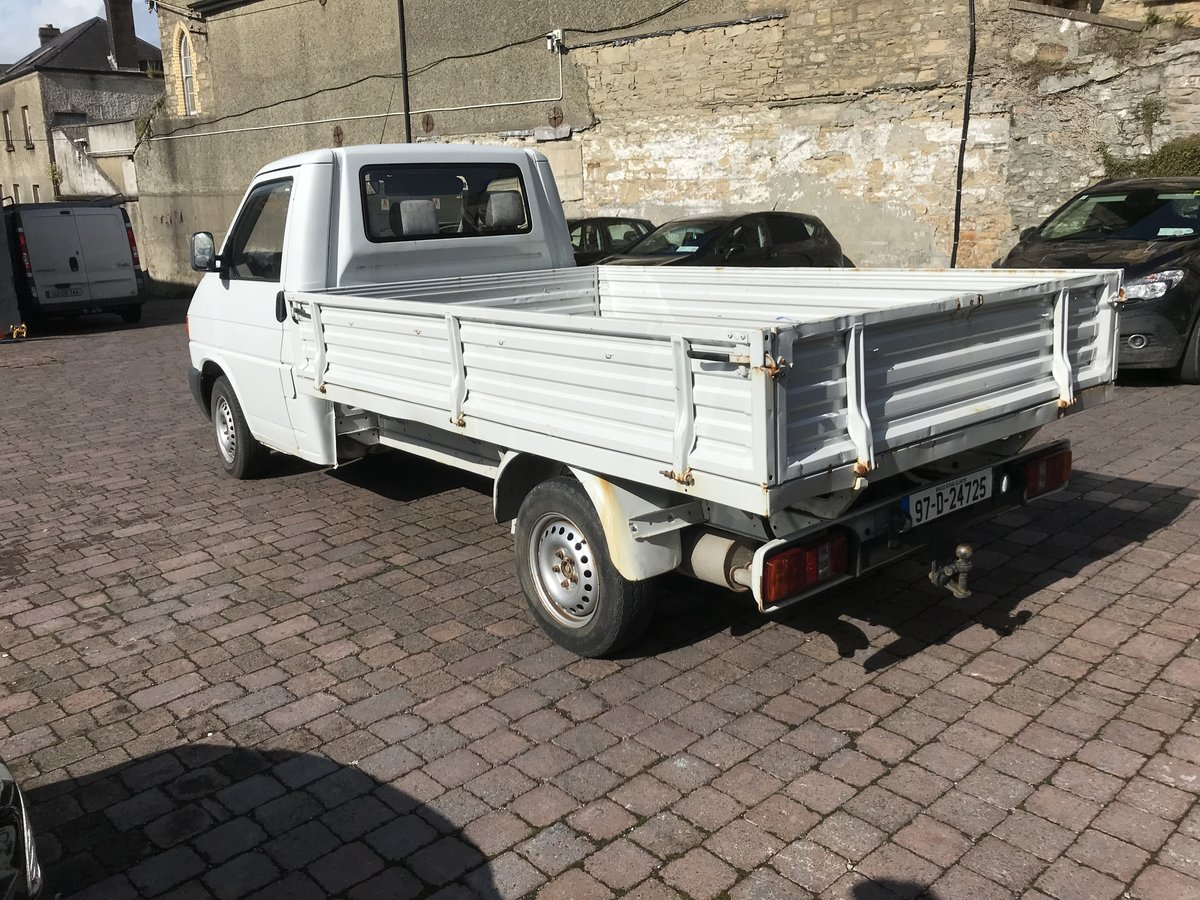1997 VW Transporter pickup For Sale (picture 1 of 6)