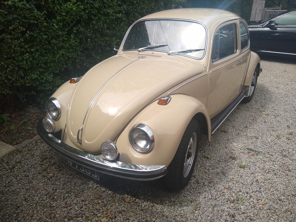 1970 Volkswagen Beetle 1500 - one owner since 1977 SOLD by Auction (picture 3 of 6)