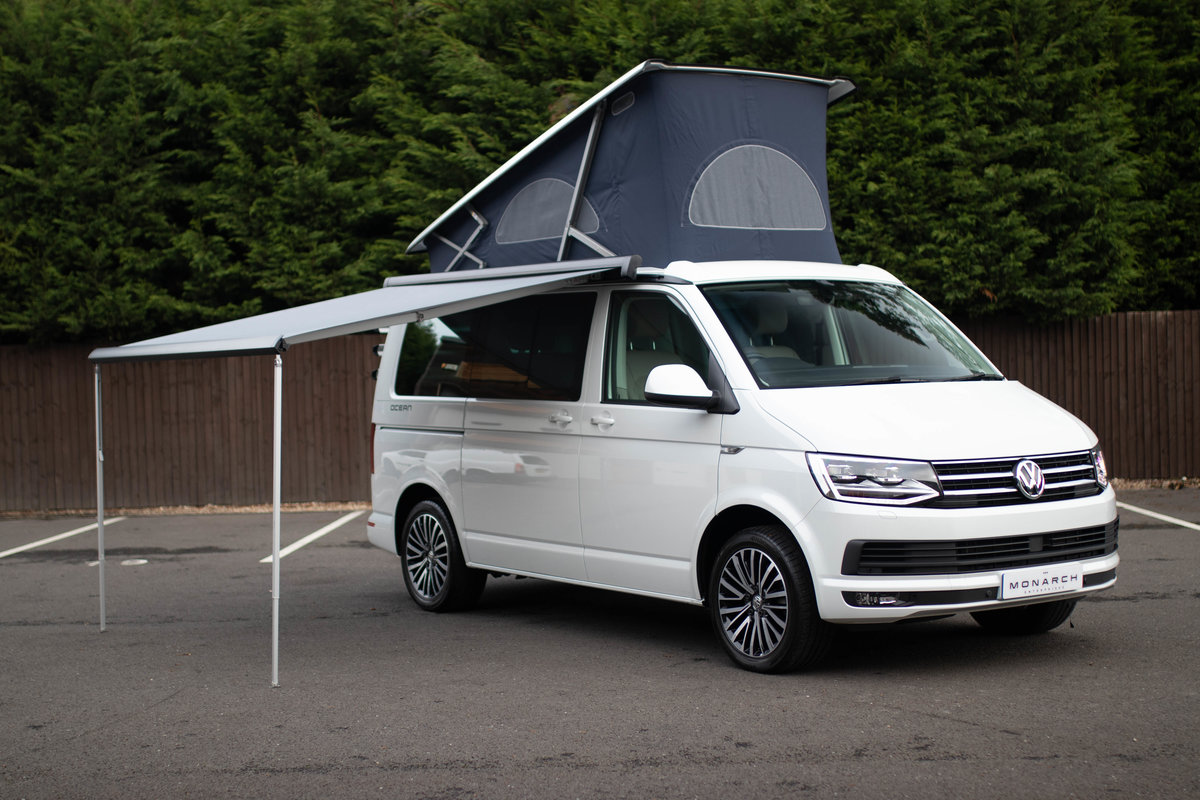 2017/67 Volkswagen California Ocean TDI For Sale (picture 3 of 5)