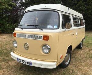 1979 T2 westfalia, registered in france For Sale