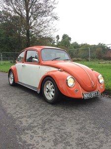 1971 VW Beetle 1200, MOT and Tax exempt, £5500