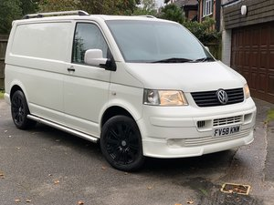 2009 Volkswagen transporter T5 2.5tdi 6 speed 130bhp For Sale