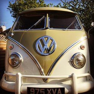 1962 VW Splitscreen camper