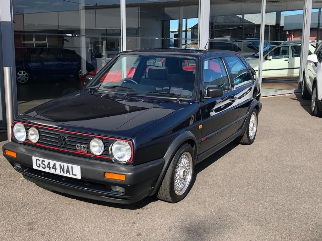 1990 GOLF GTI 16V For Sale (picture 1 of 4)