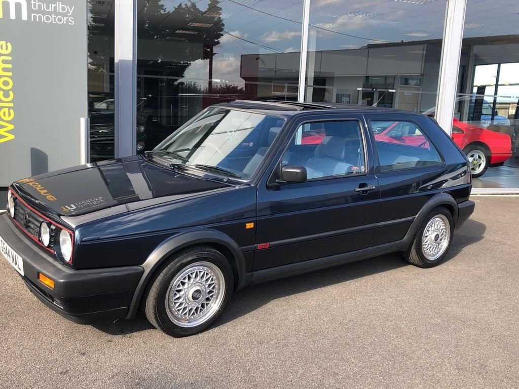 1990 GOLF GTI 16V For Sale (picture 2 of 4)