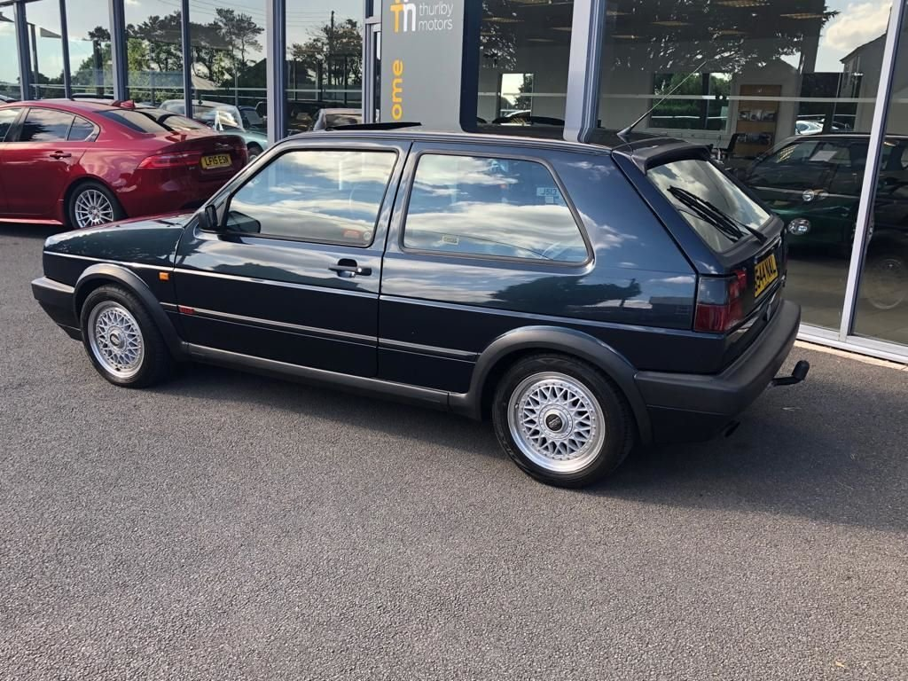 1990 GOLF GTI 16V For Sale (picture 3 of 4)